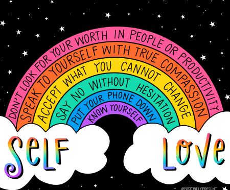 Love Yourself, Part III: How??